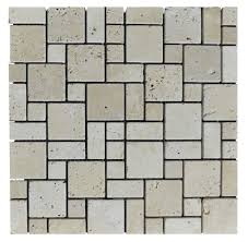 french pattern travertine tile19 travertine