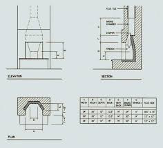 outdoor fireplace blueprints outdoor brick fireplace plans free with regard to exquisite outdoor fireplace blueprints styles