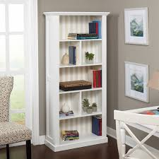 Simple Living Holland White Bookcase - Free Shipping Today - Overstock.com  - 17721936