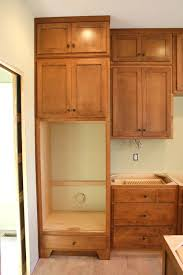 wall oven cabinet clever design double wall oven cabinet fancy creative