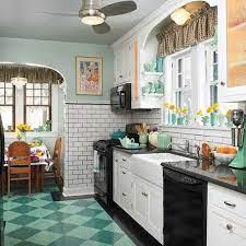 Kitchen For A Tudor Of The Arts Crafts Era Kitchen Flooring Chic Kitchen Kitchen Remodel