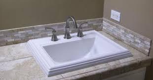 drop in bathroom sinks kohler memoirs