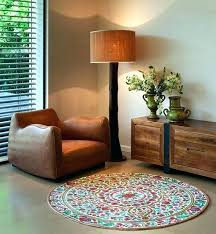 5ft round rug round rug round rug mandala rug fl area rugs round rugs circular rugs