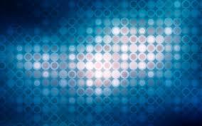 lighting pattern. blue light circle pattern lighting s