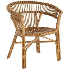T White Wicker Outdoor Setting Chairs With Ottomans Arm  Chair Deck