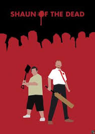 shaun of the dead inspired foree electric \
