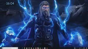 Thor - WallPaper Engine -Template - YouTube