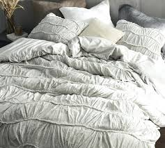 light gray duvet cover motley texture twin duvet cover oversized twin light gray light grey and