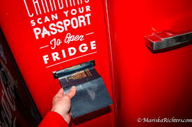Canadian Vending Machines In Europe Inspiration The Molson Canadian Passport Fridge Mariska Richters