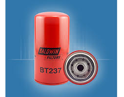Bt237 Full Flow Lube Spin On Oil Filter Baldwin Suit Perkins Engines