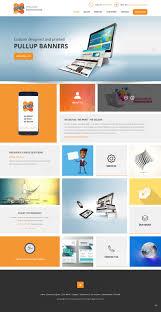 Web Designer Express Company Website 8 Web Designs For Inhouse Express Printing