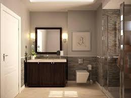 Bathroom Half Tiled Painted Bath Tile Ideas The Best Home Designs