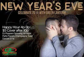 New Years Eve At Gl Green Lantern Washington Dc