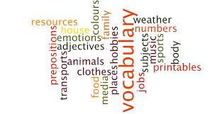 ผลการค้นหารูปภาพสำหรับ vocabulary