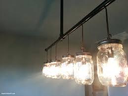 jar lighting. Mason Jar Lighting Diy Chandelier Kit Custom Made