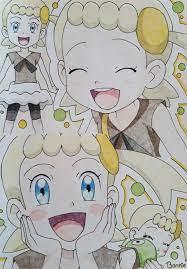 ♡Bonnie/Eureka! // Pokémon XY/XYZ~♡ | Pokemon kalos, Pokemon, Pokemon  drawings