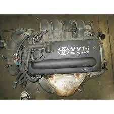 Toyota Corolla Celica 1ZZ-FE 1.8L VVT-i Engine VVTi Motor 1ZZFE ...