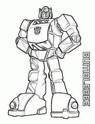 Small Picture Get This Printable Transformers Robot Coloring Pages for Boys 45163