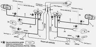 Boss Snow Plow Lights Boss Wire Diagram Wiring Diagram 500