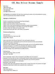 cover letter resume for bus driver bus driver skills for resume cover letter school bus driver resume sample cdlbusdriverresumesampleresume for bus driver large size