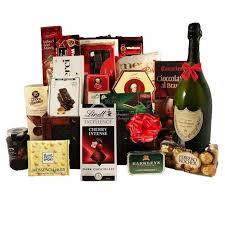 send corporate business promotional gift basket france