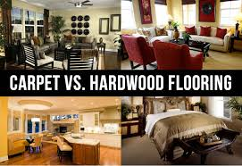 Carpet Vs. Hardwood Flooring U2013 Each Has Their Own Benefits