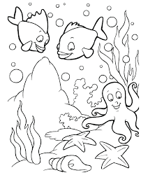 Coloring Pages Of The Ocean Trustbanksurinamecom