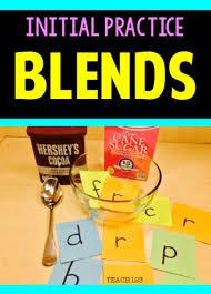 Consonant Blends Anchor Chart Teaching Blends Anchor Chart Small Group Activities Word