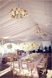 flower chandelier fancy tent wedding with decor ideas hire melbourne