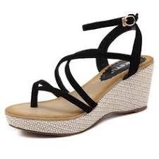 <b>AIYUQI Sandals</b> female 2019 summer genuine leather retro ...