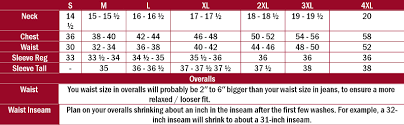 Boys Jeans Size Chart Size Chart