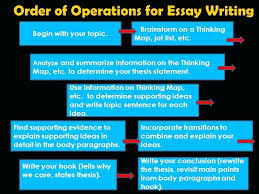 essay on thinking tags critical thinking essays creative thinking  essay on thinking order of operations for essay writing sample essay critical thinking