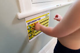 Free Potty Training Reward Chart And Stickers The Best Free Diy Potty Training Charts