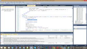 Vb Net Why Am I Getting This Error In Visual Basic 2010 What