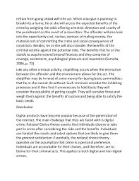 sample essay on digital crime 3 refrain