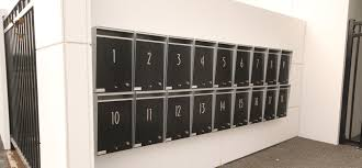 wall mounted letterbox