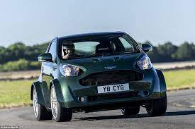 Aston Martin S V8 Cygnet Looks Like A City Car On Steroids This Is Money
