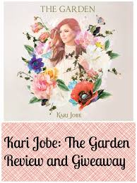 kari jobe the garden giveaway
