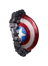 captain americas shield 3d wallbreaker
