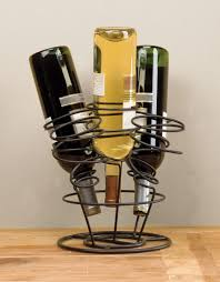 tabletop wine rack wood  affordable tabletop wine rack in fun