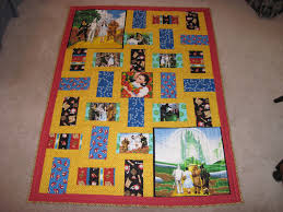 Quilts, Life and Balance: Wizard of Oz Quilt & The colors are much brighter than I usually use, but the movie itself had  that sort of bright, almost gaudy feel to it. The quilt had several changes  during ... Adamdwight.com
