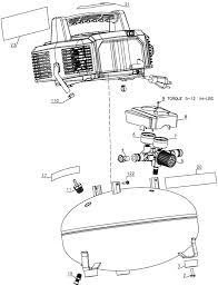 bostitch btfp02012 6 gallon 150 psi oil compressor type 1 bostitch btfp02012 6 gallon 150 psi oil compressor type 1