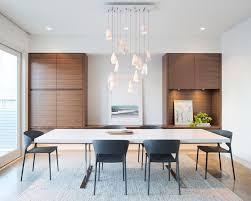 fantastic modern house lighting. Modern House Lighting. In This Dining Room, Sculptural Pendant Lights Hang From The Fantastic Lighting S