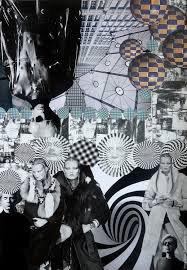 painting painting collage surrealism andy warhol picasso salvador dali