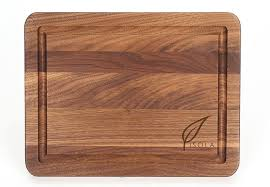 Engraved real estate cutting board