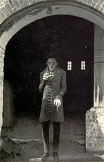 count dracula  max schreck as count orlok the first confirmed cinematic representation of dracula in nosferatu 1922