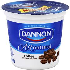 Contains active yogurt cultures including l. Dannon All Natural Yogurt Lowfat Coffee Low Fat Nonfat Edwards Food Giant