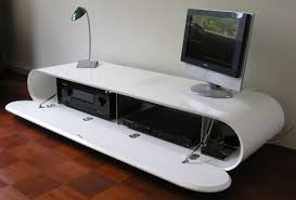 Minimalist Tv Stand Round