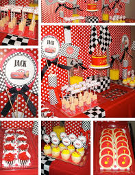Cars Party Decorations 17 Best Images About Soupys Sweet 16 Birthday Party On Pinterest