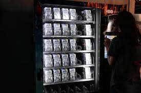 Vending Machines Austin Fascinating Interactive Vending COIN CONTROL